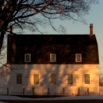 Shaker Meetinghouse, Canterbury