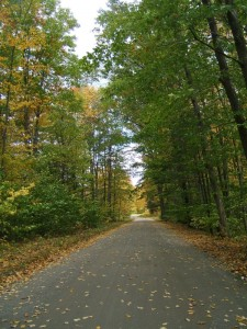 Backcountry Road, Dummerston, Vermont