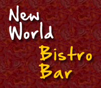 New World Bistro Bar, Albany