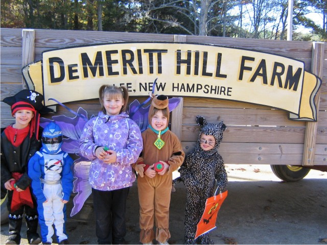 DeMeritt Hill Farm, Lee, NH