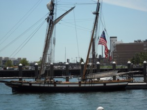 The Lynx (USA); Privateer Replica, built 2001, Rockport, Maine