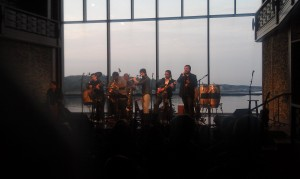 Inti Illimani at the Shalin Liu Peformance Center, Rockport, Massachusetts